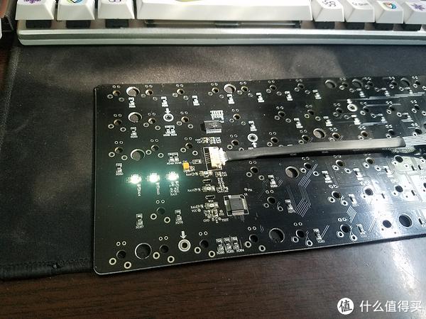 """""""心愿达成"""" 用最低的成本客制化键盘 — 镭拓 MXX机械键盘87套件"""
