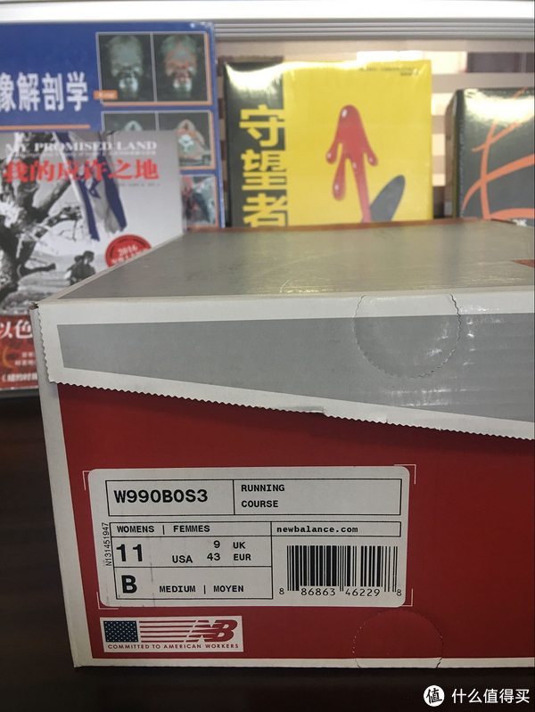 I am back —new balance 新百伦 990 V3 波士顿特别款 (内有丰富花絮彩蛋)