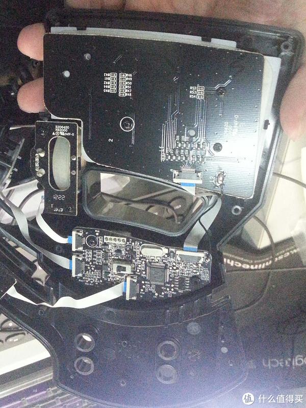 Razer 雷蛇 诺斯魔舰 改造机械手感记录
