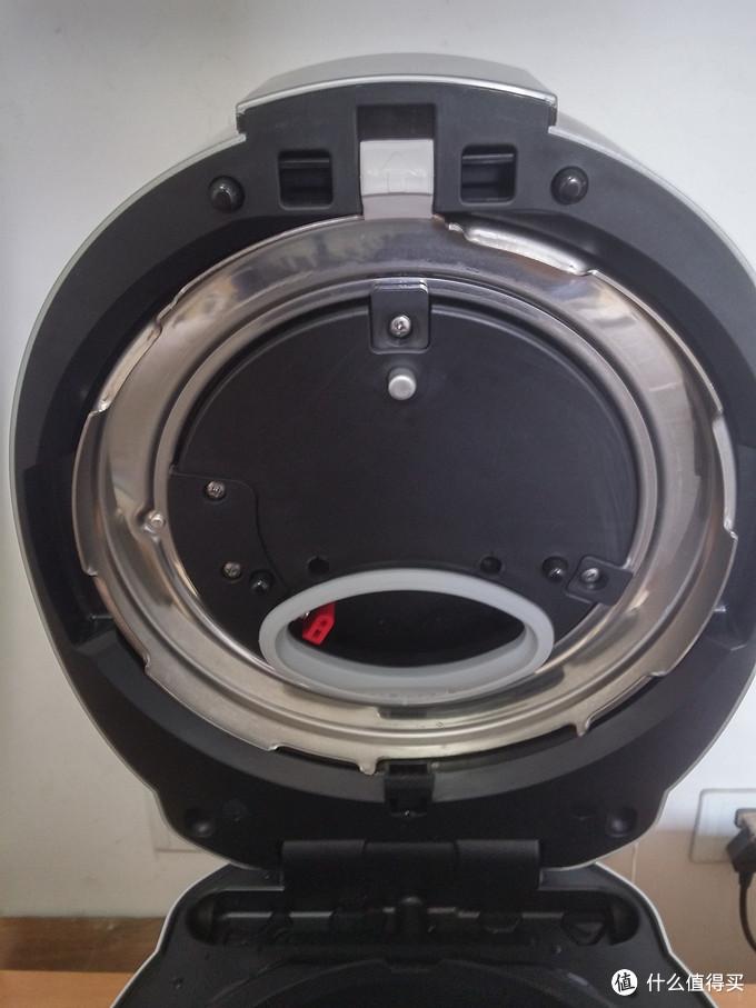 Panasonic 松下 SR-PE501-S IH 电压力锅一点小细节