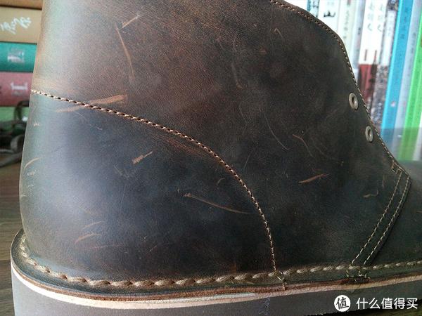 Clarks Bushacre 2 其乐沙漠靴 粗犷细节体验