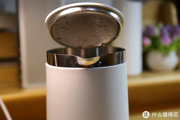 米家恒温电水壶使用后再看产品