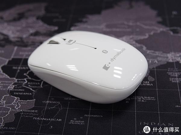 Logitech 罗技 M557 东芝版蓝牙鼠标开箱&一周评测
