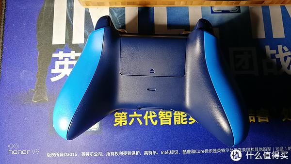 Microsoft 微软 xbox one s 手柄无线蓝牙(湛蓝)