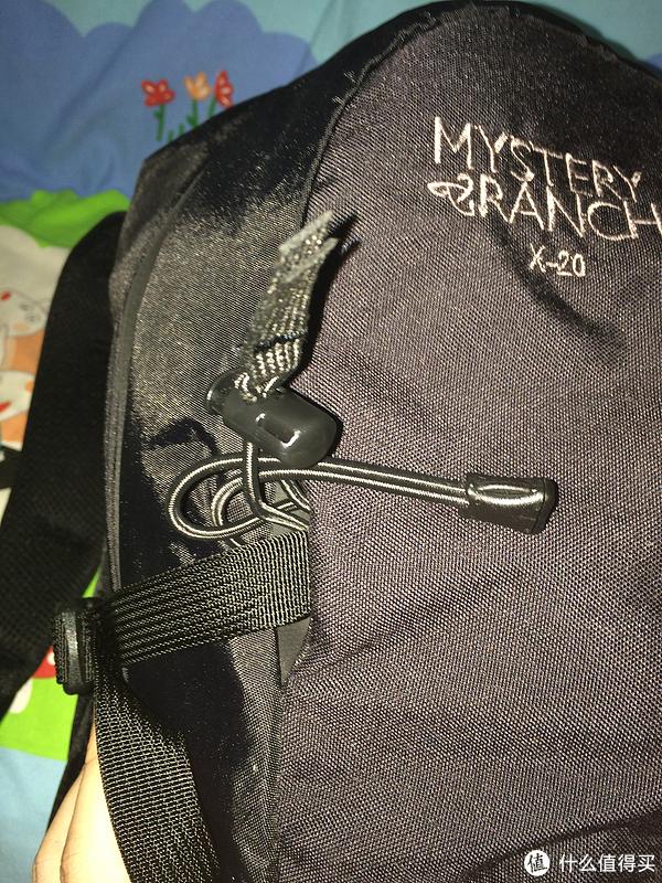 跨界精品 — Mystery Ranch 神秘牧场 X-20 冲顶包