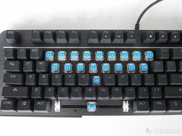 大男孩的小玩具(四)——金士顿HyperX Mars RGB机械键盘评测