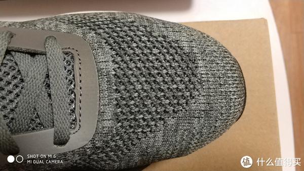 传说中一体织技术的鞋头