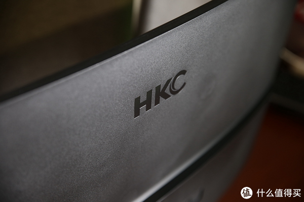 不到千元拥抱曲面显示器 HKC CH40晒机