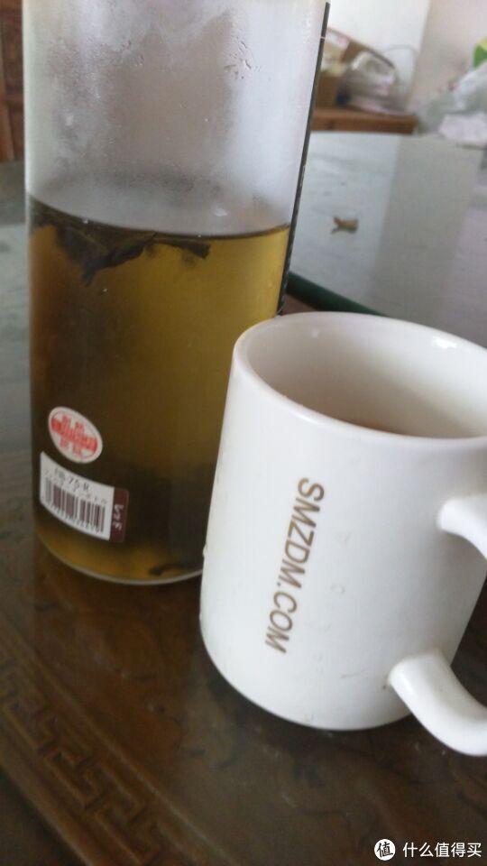 #原创新人#不华丽,但挡不住它的漂亮—HARIO冷泡茶壶