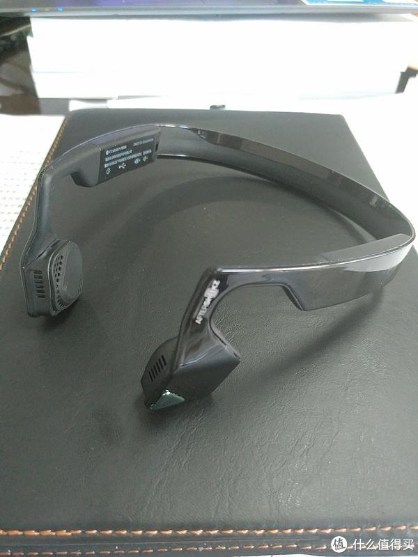 #原创新人#运动及开车的好帮手—AfterShokz 韶音 Bluez 2S 骨传导耳机换新记和使用感受