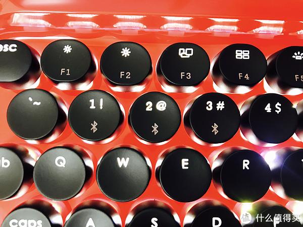 洛菲 Lofree DOT 蓝牙机械键盘简评