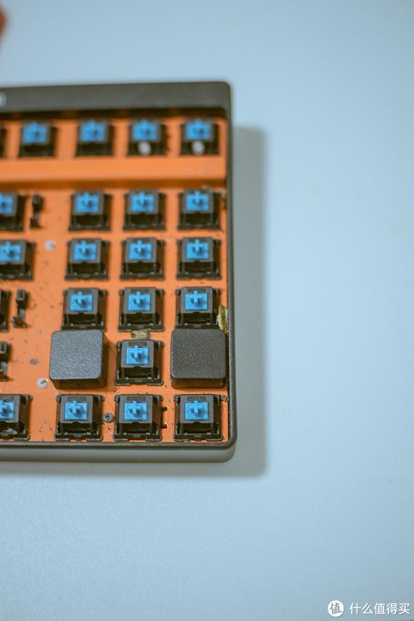 #原创新人#RAPOO 雷柏 机械键盘V500键帽更换记录