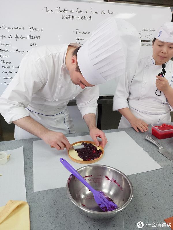 我用一天拿到了蓝带厨艺学院证书 篇三:超现代挞类|1200元一节的甜点课是怎样的一种体验?