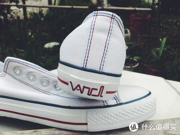 学生时代的记忆—VANCL 凡客诚品 帆布鞋 开箱