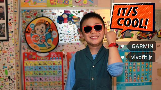 金币奖励培养孩子好习惯!Garmin vívofit jr 儿童健康教育手表测评