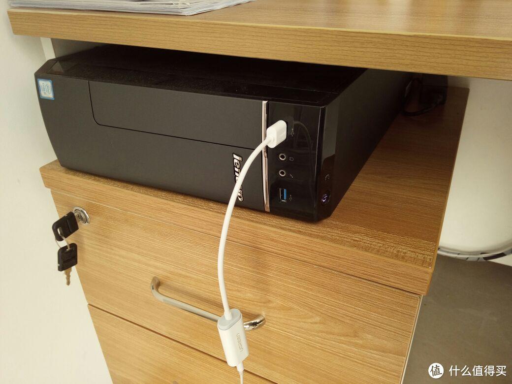 电脑声卡损坏怎么办?UGREEN 绿联 USB小声卡 开箱体验