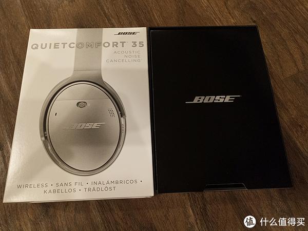 BOSE 博士 Q35 双十一剁手海淘主动降噪耳机开箱简单测评