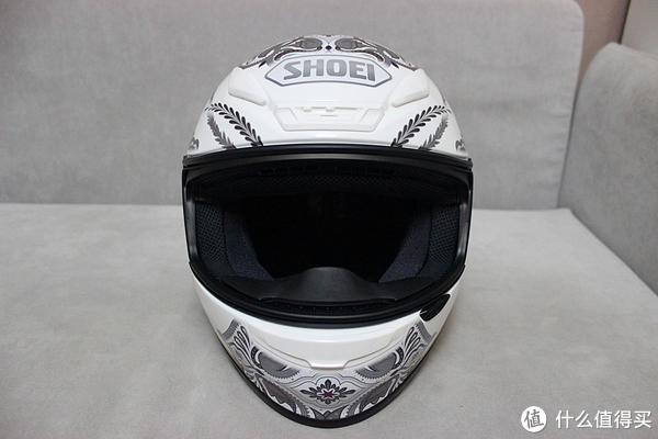 #晒单大赛#真人秀!女骑手告诉你SHOEI 头盔怎么买最划算