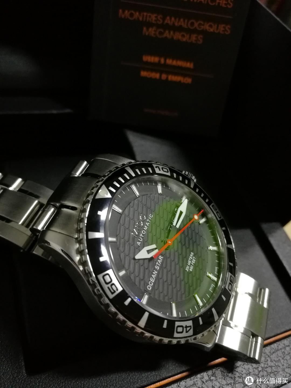 MIDO 美度 OceanStar 海洋之星系列 男士石英表 开箱