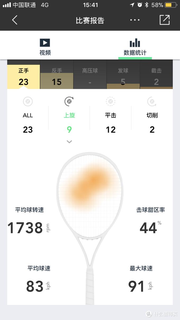 Zepp Tennis 2 第二代网球运动传感器使用报告