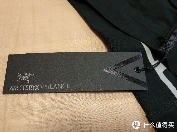 Arcteryx 始祖鸟 Voronoi AR 裤子简晒