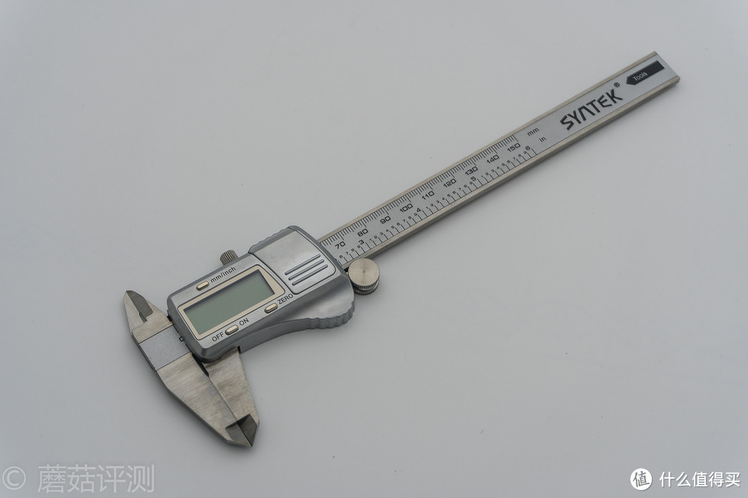测量小物?你需要游标卡尺——SYNTEK 工业金属游标卡尺 开箱