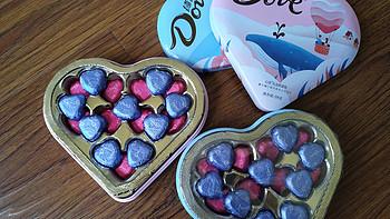 黑巧奶巧礼盒大不同——德芙马卡龙礼盒&尊慕礼盒众测报告