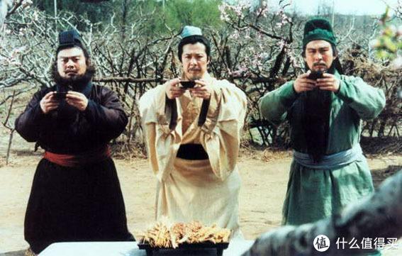 三国演义手办 篇四:蜀汉之刘备—桃园三结义,303toys刘备(孙彦军版)开箱