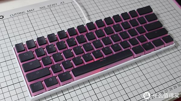GANSS 高斯 ALT61 机械键盘加灯教程