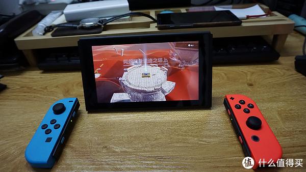 第一台游戏主机Nintendo 任天堂 Switch游戏机 开箱及香港购买建议  
