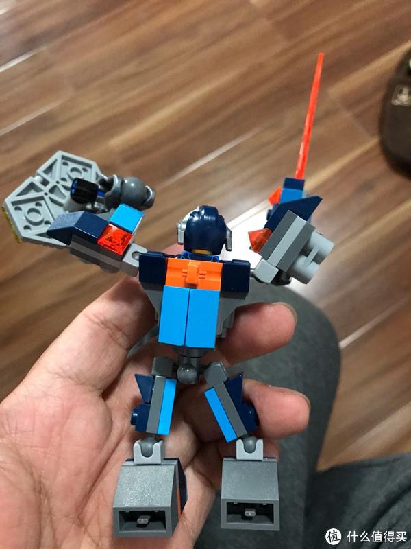 LEGO 乐高 70362 克雷超级战斗机甲 开箱晒单