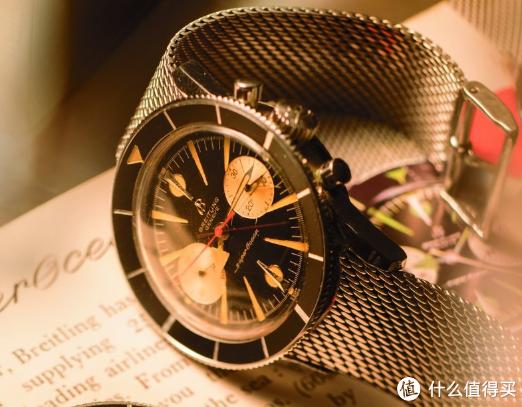 十大经典—未折翼的Breitling 百年灵 机械表