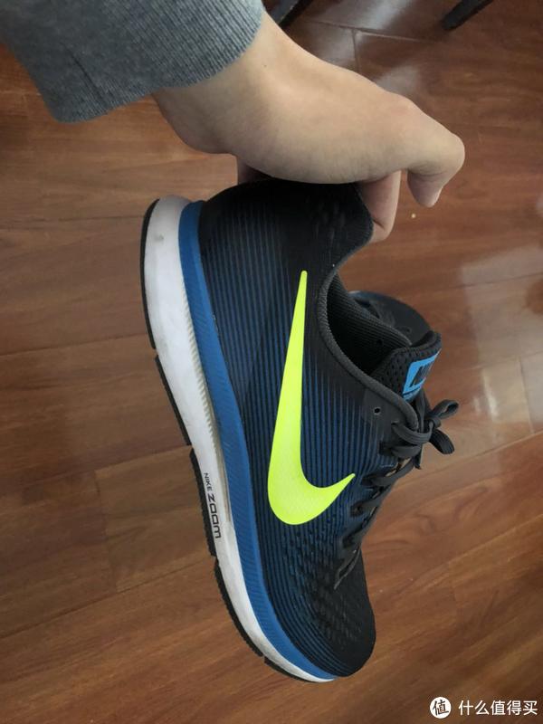 #原创新人#为走在减肥之路上的46码大脚购买的跑鞋