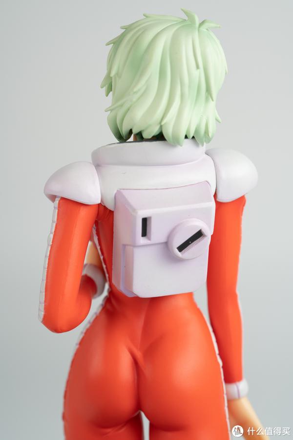 #全民分享季#Megahouse 人偶:高达UC系女神-爱娜・萨哈琳
