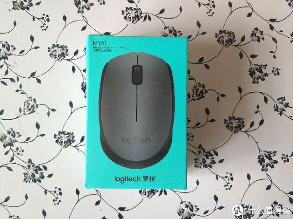 #原创新人#小姐姐看到也喜欢的鼠标 – 罗技 M170 无线鼠标