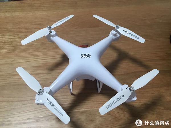 HOLYSTONE 禾伸堂 HS20 小小的玩具 无人机开箱简测