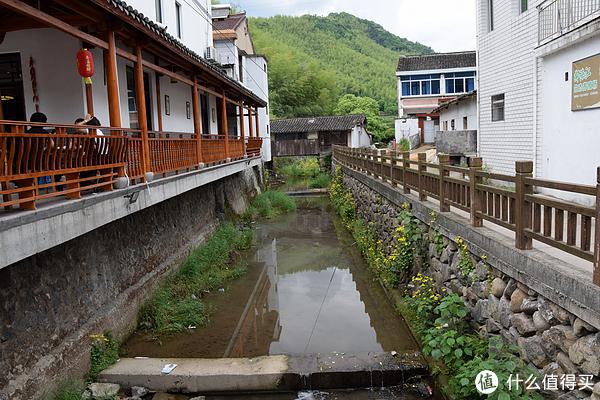 宁波古村落之中村游记
