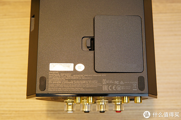 我的桌面进化史 篇一:终于凑齐了一套,创新SoundBlaster X7声卡+EMU XM7音箱开箱体验