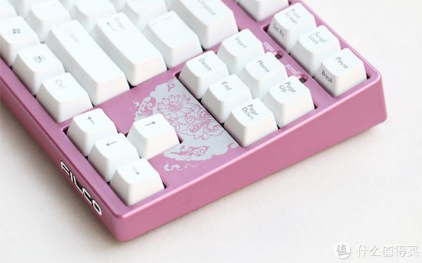 萌动少女(女装大佬)必看系列—粉色系机械键盘分享与盘点