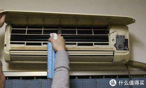空调拆洗不求人,壁挂空调清洁全攻略