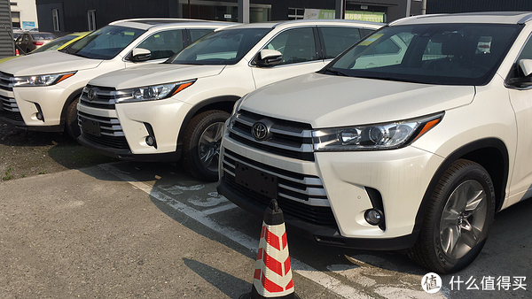 汉兰达2018款至尊2.0T提车篇