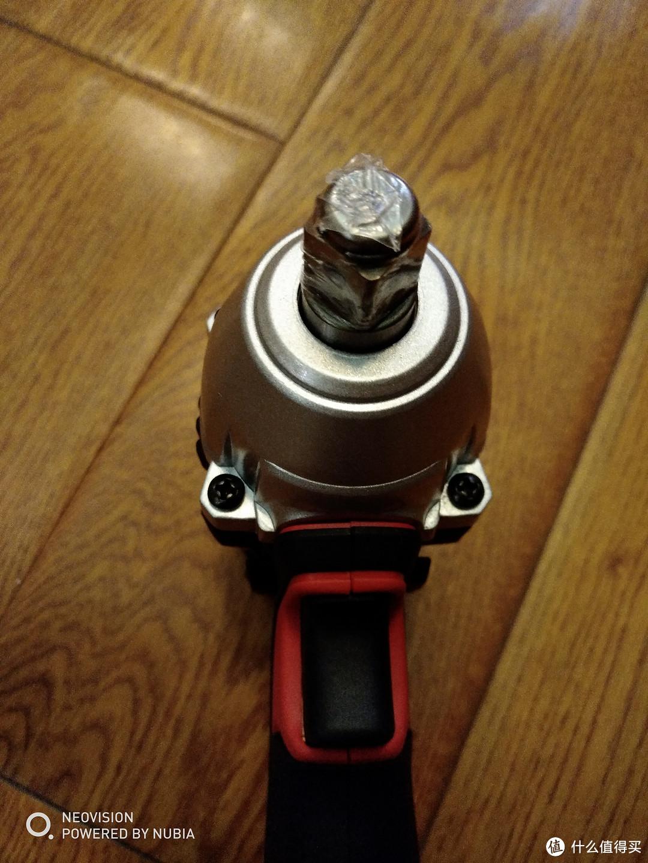 Devon 大有 5728 电动扳手简单开箱