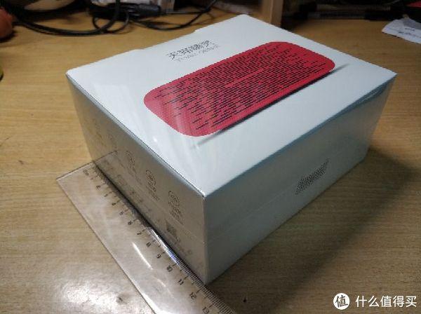 迟来的开箱:红色版天猫精灵 方糖 智能音箱初体验
