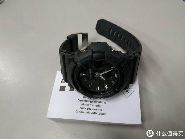 CASIO 卡西欧 GAW-100B 腕表晒单