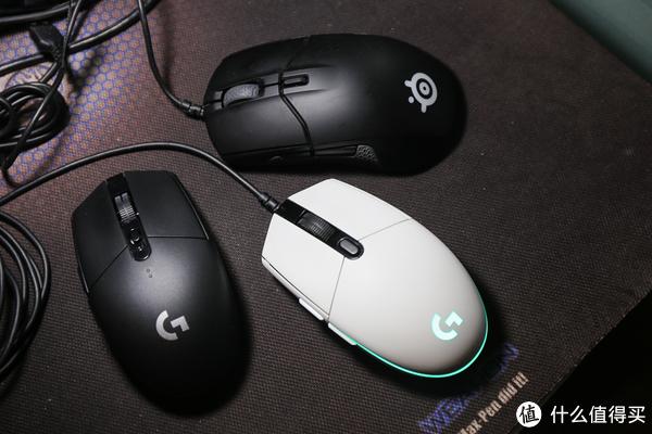 3款对称鼠标,都很喜欢