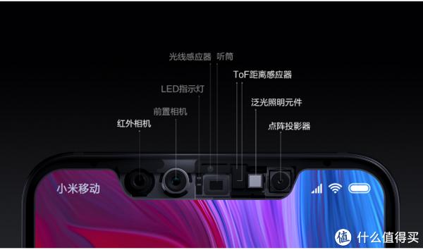 年轻人的第一次刘海屏—MI 小米8 手机体验记