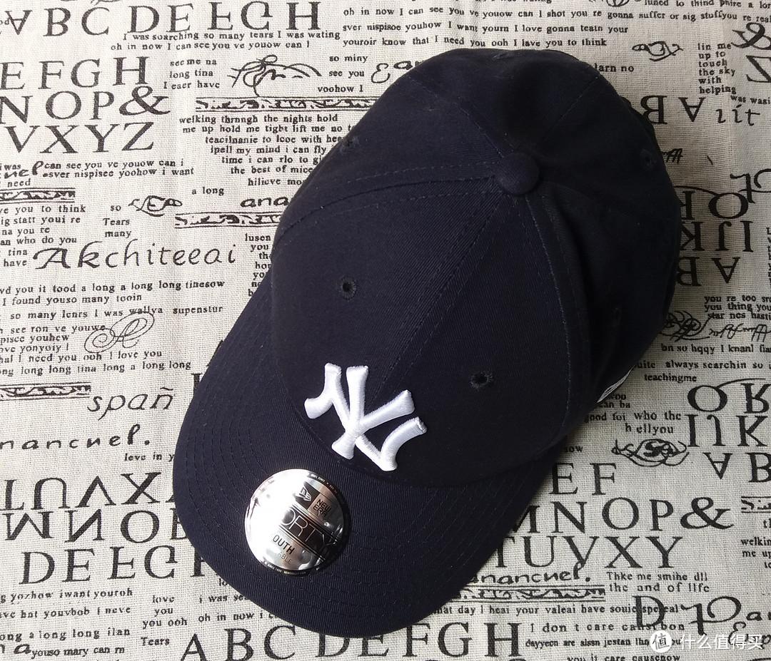 """NY""你真的了解吗?附NEW ERA 青少年棒球帽晒单"