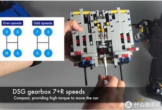 剁剁剁:LEGO 乐高 2018 Technic 科技超旗舰 42083 布加迪奇龙解析和购买建议