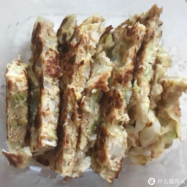 午餐1—卷心菜鸡肉全麦饼