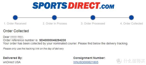 海淘分享 | 英国最大的体育零售商Sports Direct 海淘经历分享,附英邮美再转运回国的技巧